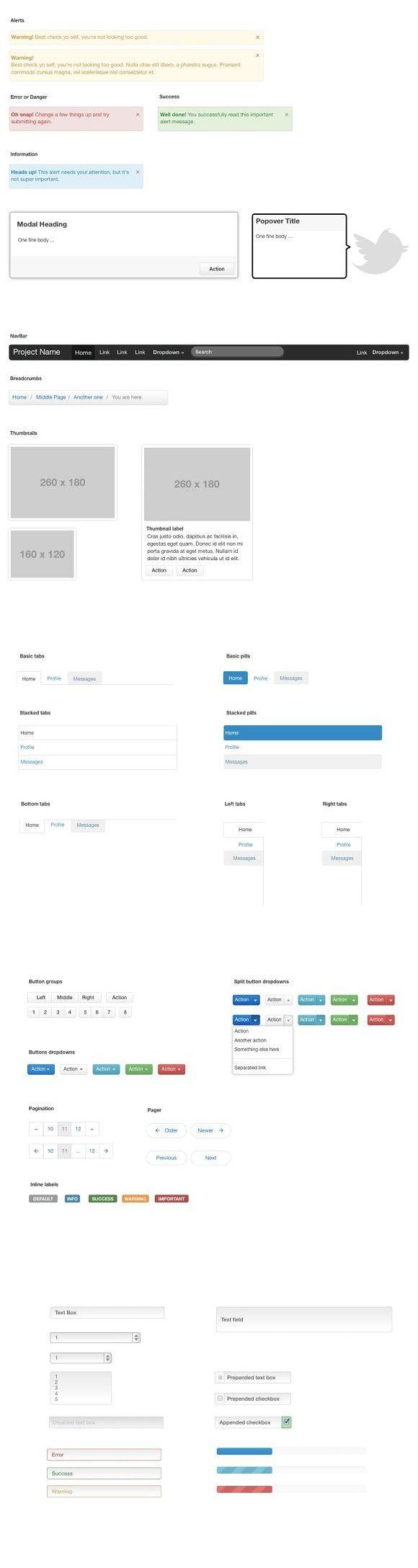 2653 besten Bootstrap Templates Bilder auf Pinterest | Vorlagen ...