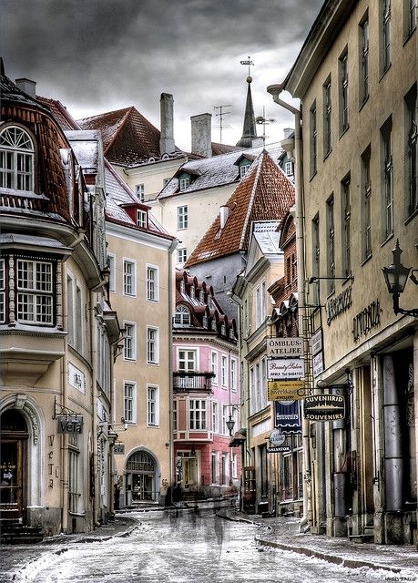 Tallinn. Our tips for what to do in Tallinn: www.europealacart...