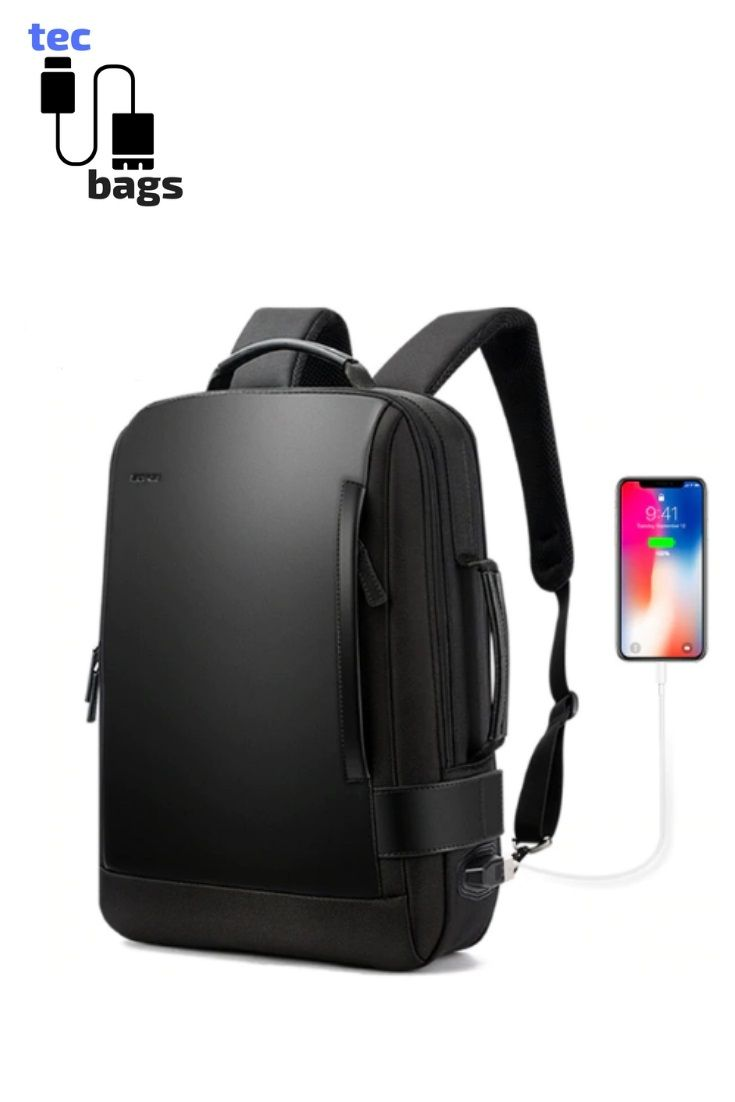 f02a04bf66ec Elegant USB external charge 15.6 Inch backpack | WORK from HOME |  Backpacks, Bags, Travel bags