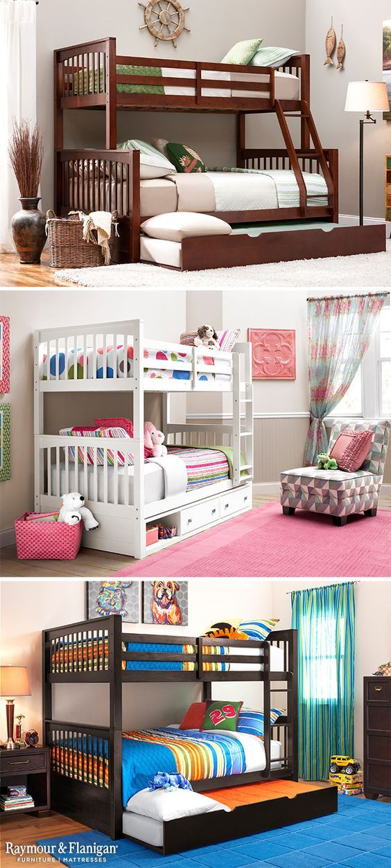 Best 25 bunk bed plans ideas on pinterest kids bunk beds bunk bed rooms and boy bunk beds - Outstanding kid bedroom decoration with various kid bunk beds ...