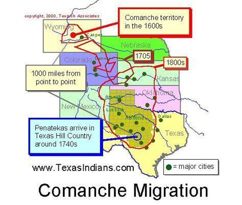 Comanche Language :