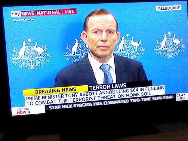 When our cheap as chips anti-terrorism scheme was revealed.   17 Times Australian News Was Too Much To Handle