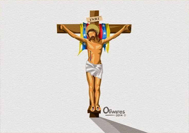 FARC habrían cricificado a Jesús de Nazareth