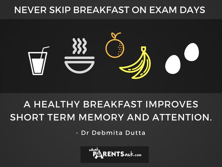 A #healthy #breakfast ensures good #marks in exams. #DrDebmitaDutta on what your #child should eat on #exam days  #school #Health #sugar #Coffee #tea #memory #Breasfast #Water #study #Studies #Children #Time #Tension #Hardwork #Parenting #parents #ParentingWorkshop #ParentingExpert #ExpertTalk #WhatParentsAsk