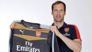 Blog Esportivo do Suíço:  Após 11 anos, goleiro Petr Cech troca o Chelsea pelo Arsenal