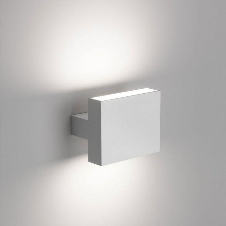 Tight Light Vegglampe, Hvit - Piero Lissoni - Flos - RoyalDesign.no