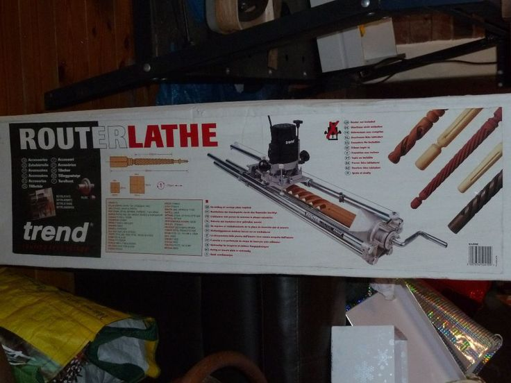Trend Router Lathe | United Kingdom | Gumtree