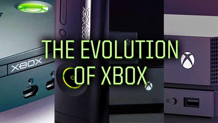 The Evolution Of Xbox Consoles - An Xbox console retrospective