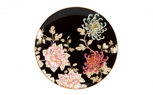 Marchesa | Tabletop | Painted Camellia #9