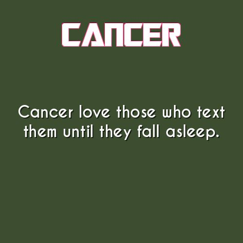 cancer-astrology-facts: Not Cancer? Checkout Your Zodiac Sign:...