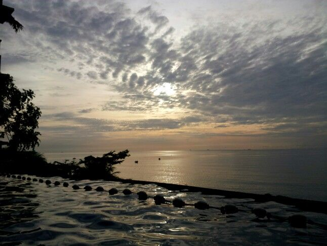 Evening in Balikpapan