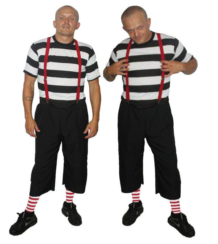 Tweedle Dee Tweedle Dum Alice In Wonderland Funny Twins Fancy Dress Costume #TheDragonsDen #TweedleDeeDumb