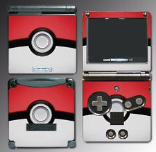 Pokeball Gameboy Advance SP