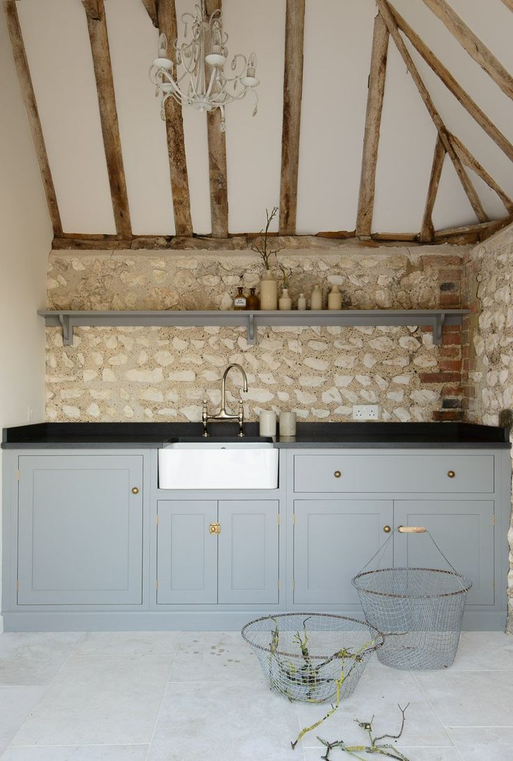 South Downs Laundry and Pool House | deVOL Kitchens
