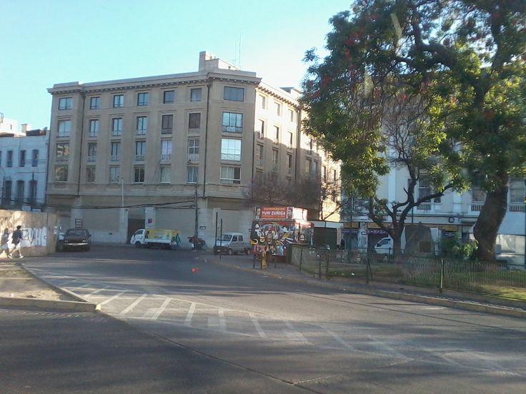 Calle Pudeto, valparaiso, sector Blanco