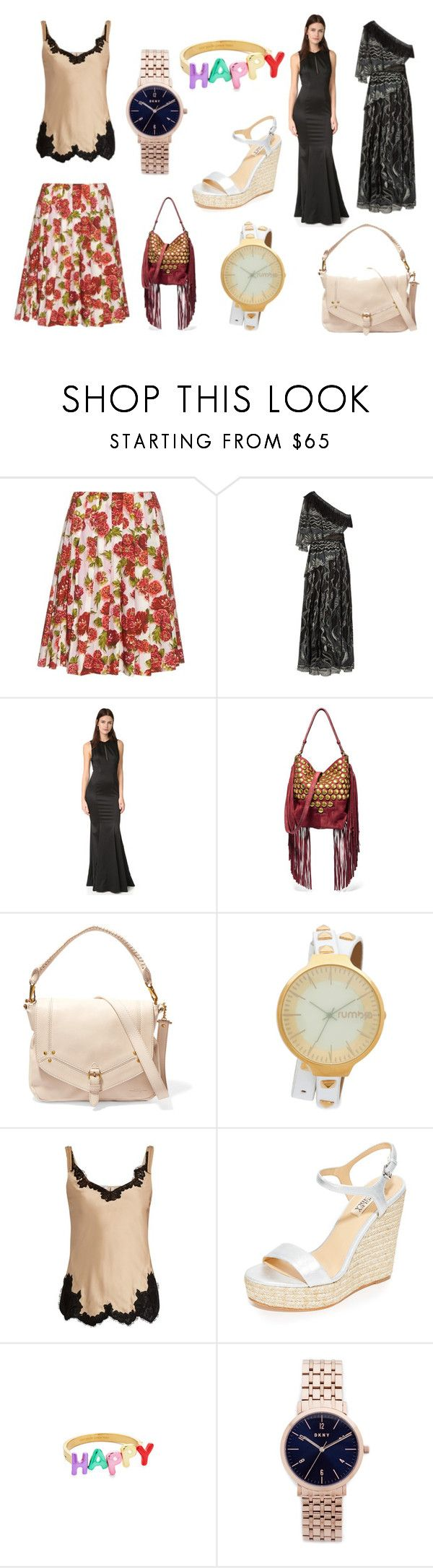 """""""DAILY FASHION SALE"""" by donna-wang1 ❤ liked on Polyvore featuring Emilia Wickstead, Zandra Rhodes, Zac Posen, Jérôme Dreyfuss, RumbaTime, Helmut Lang, Badgley Mischka, Kate Spade and DKNY"""