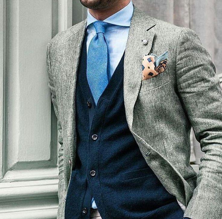 Nice combination #Elegance #Fashion #Menfashion #Menstyle #Luxury #Dapper #Class #Sartorial #Style #Lookcool #Trendy #Bespoke #Dandy #Classy #Awesome #Amazing #Tailoring #Stylishmen #Gentlemanstyle #Gent #Outfit #TimelessElegance #Charming #Apparel #Clothing #Elegant #Instafashion