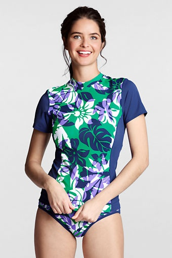 Women's Swim: Rash Guards. Sort by: NOW FEATURING. New Arrivals; IslandActive® View all Swim quickshop NEW - IslandActive® Ginger Flowers Zip-Front Rash Guard With Pockets. $ quickshop NEW - Cerise Tiles Rashguard. $ quickshop NEW - Ocean Garden Short-Sleeve V-Neck Rash Guard.