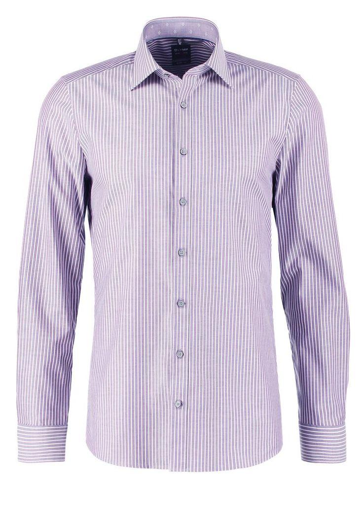 Olymp Level 5 BODY FIT Hemd aubergine Bekleidung bei Zalando.de | Material Oberstoff: 97% Baumwolle, 3% Elastolefin | Bekleidung jetzt versandkostenfrei bei Zalando.de bestellen!
