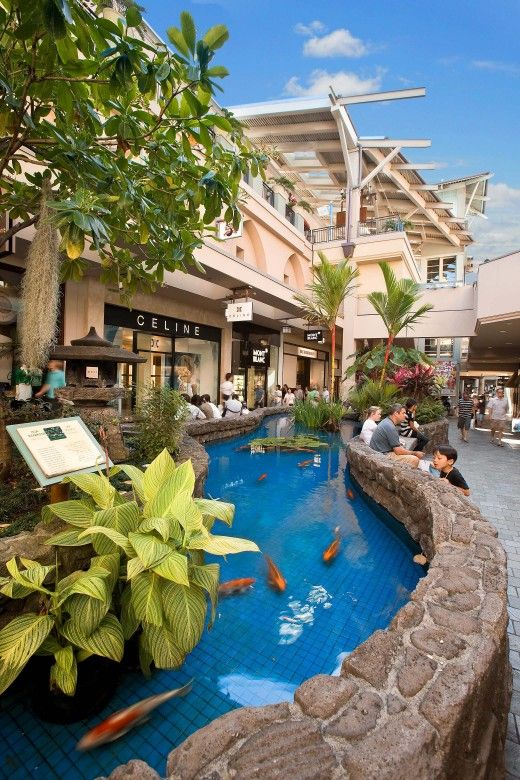 Ala Moana Shopping Center Shop Until You Drop in Honolulu