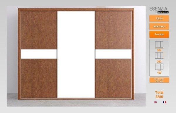 Las 25 mejores ideas sobre puertas interiores de color - Configurador cocinas ikea ...
