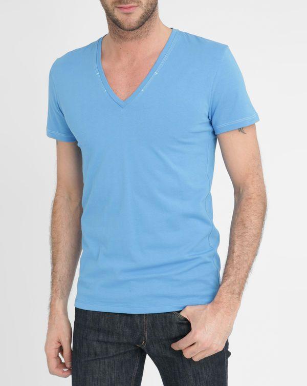 DIESEL, Blue Glow in the Dark Jesse Printed T-Shirt