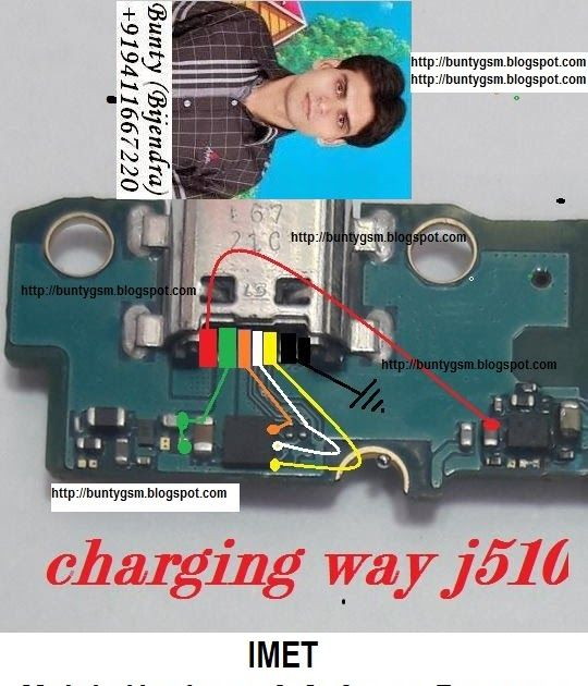 Samsung Galaxy J5 J510 Charging Usb Problem Solution Jumper Ways      Ift Tt  2v4meph
