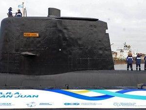 O ARA San Juan - que desapareceu há quase duas semanas com 44 pessoas a bordo - é um submarino a diesel e elétrico contruído especificamente para a Marinha argentina http://expresso.sapo.pt/internacional/2017-11-29-Submarino-argentino-desaparecido-foi-construido-na-Alemanha-de-Leste