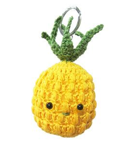 Ananas - Crochet Pineapple