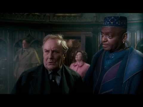 """best phrase, what, best phrase ever?   """"You may not like it, ministre, but you can't deny Dumbledore's got style"""""""