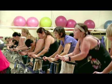Cathe Friedrich's Hitching a Ride Indoor Cycle Video #cathelive #workouts #streamingworkouts #FitnessOnDemand
