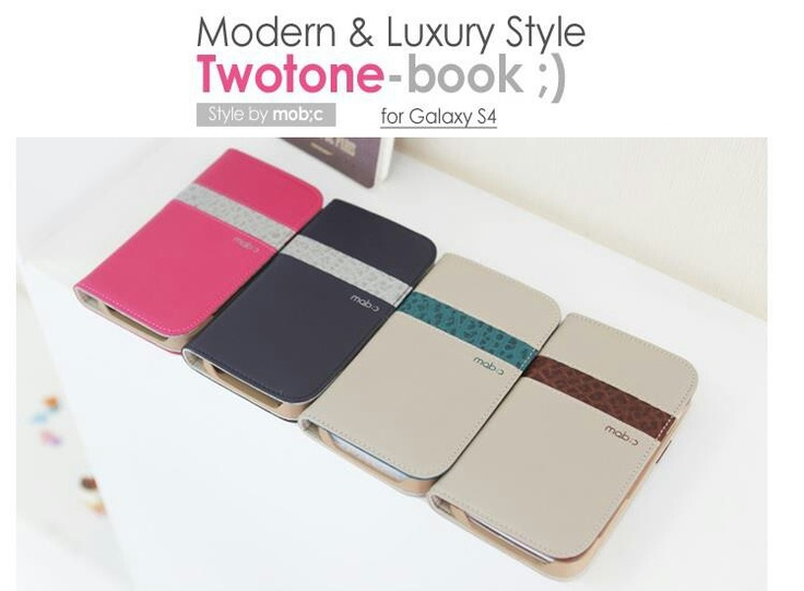 Two-tone diarycase for Gs4