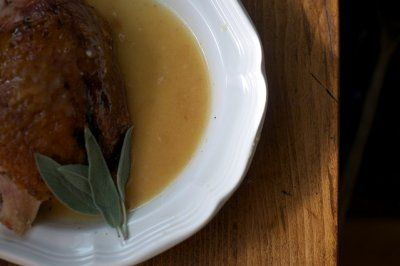 Slow-roasted turkey - the perfect way to prepare pasture-raised and heritage breed birds.