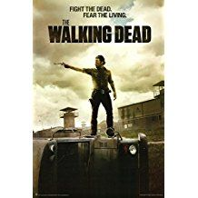 The Walking Dead - Jailhouse Poster Print, 24x36    http://amzn.to/2s4P5Ie