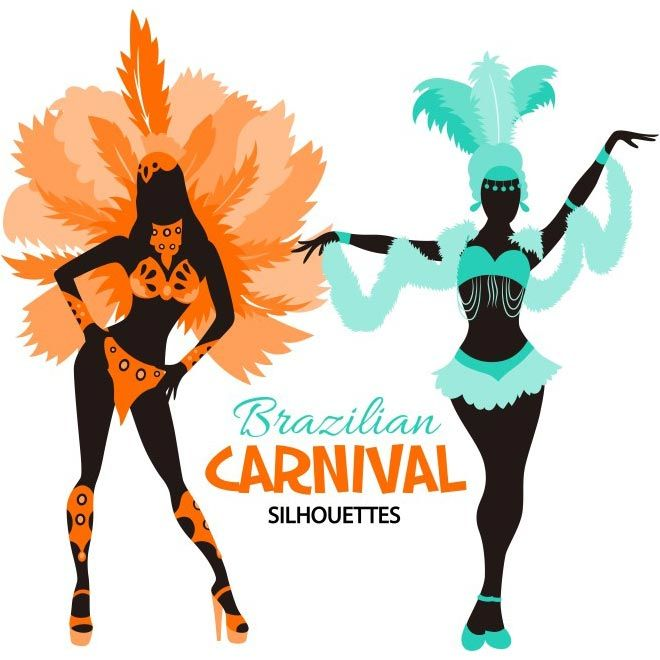 free Vector Happy Brazil Carnival Silhouettes Background http://www.cgvector.com/free-vector-happy-brazil-carnival-silhouettes-background-2/ #14ThFebruary2017, #14ThFebruaryCelebrate, #Accessories, #Activity, #Amazing, #America, #American, #Artist, #Backgrounds, #Beautiful, #Beauty, #Bikini, #Brazil, #Brazilian, #BrazilianSilhouettes, #Carnaval, #Carnival, #Casino, #Celebration, #Clothing, #Costume, #Culture, #Dancer, #De, #Diego, #Enjoyment, #Escola, #Exoticism, #Fashion,