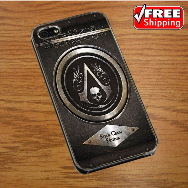 Assassins Creed Black Flag Assassins Creed IPHONE 4 | 4S COVER CASE