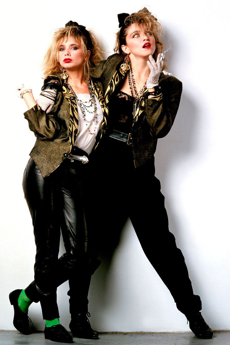 Who didn't dress up like Madonna at some point growing up?