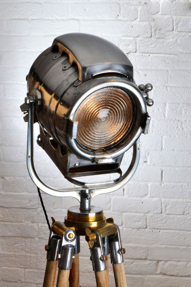 Absolutely wonderful vintage industrial theatre light – We collect similar unique beauties – Only/Once – www.onlyonceshop.com