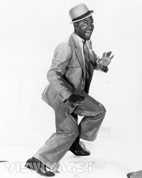 Mr. Bojangles. Yes, he actually lived. Greatest tap dancer ever.