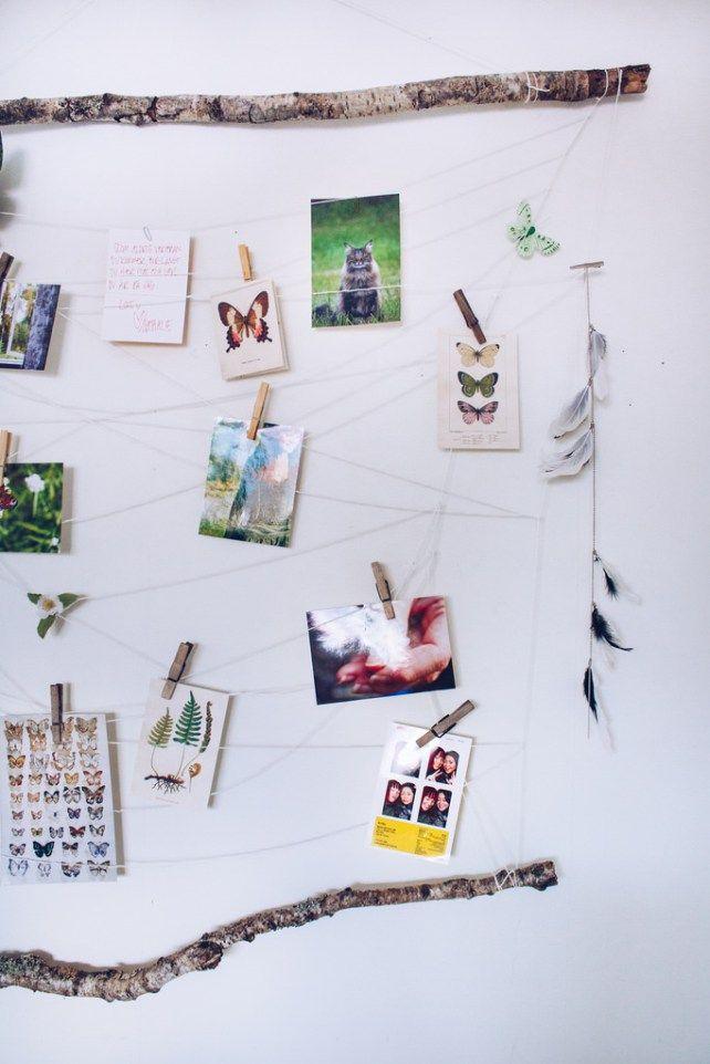 DIY fotohängare Monthly Makers inredning - reaktionista.se