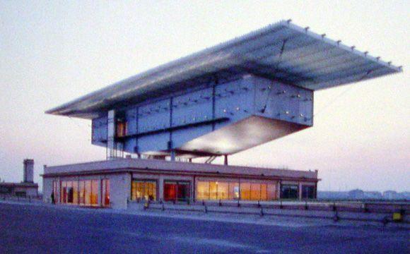 Agnelli Art Gallery in Torino