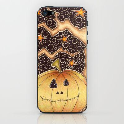 halloween doodles illustration