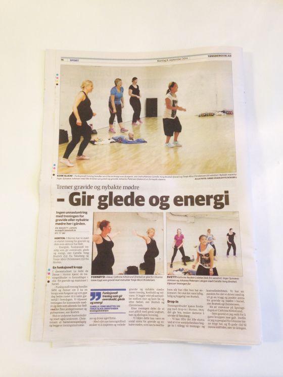 Vil tilbyr gøyal trening for gravide og nybakte foreldre i Horten i Vestfold! Starter tirsdag 3.februar 2015 ! Bli med davel <3 !