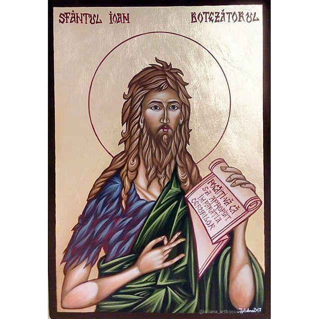 #stjoan #saintjoan #stjohn #saintjohn #icon #christian #orthodox #iconography #handpainted #art #orthodoxy #christianity #religious #painting #orthodoxicon #saint #artistry #Byzantine #byzantineicon