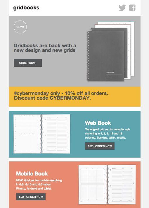 Gridbooks, by Sajak & Farki (http://sajakfarki.com)