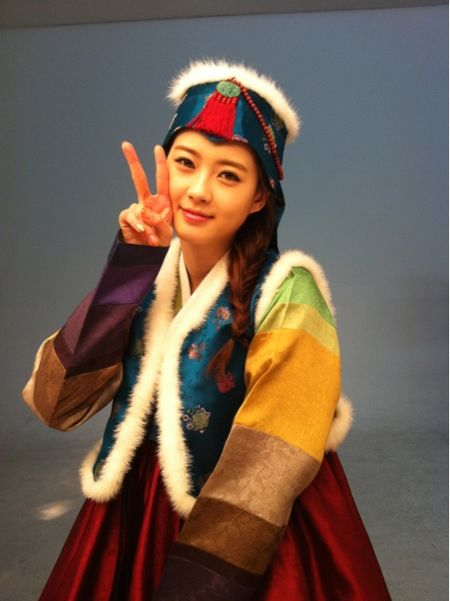 #한복 #hanbok, #Korean traditional clothes