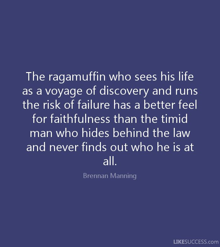 brennan manning Quotes | Brennan Manning