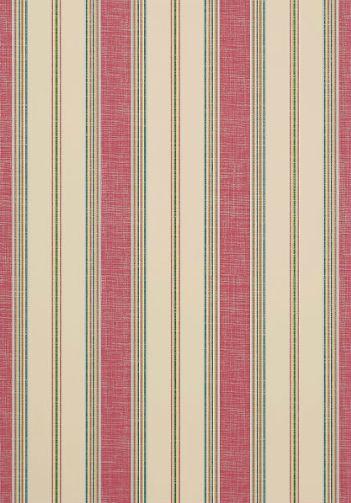 Bohemian stripe fuchsia #Thibaut #Monterey