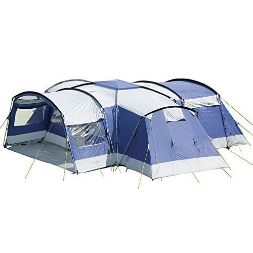 Massive Family Tent 4 Bedrooms Superb Central Section 235 X Brilliant For Two Couples Opposite And Rooms Kids As Needed