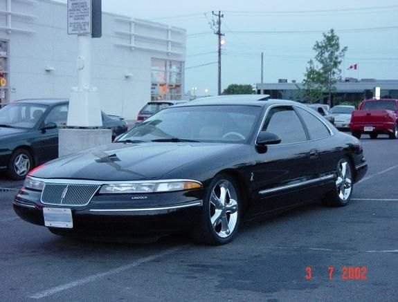 """Lincoln Mark VIII 